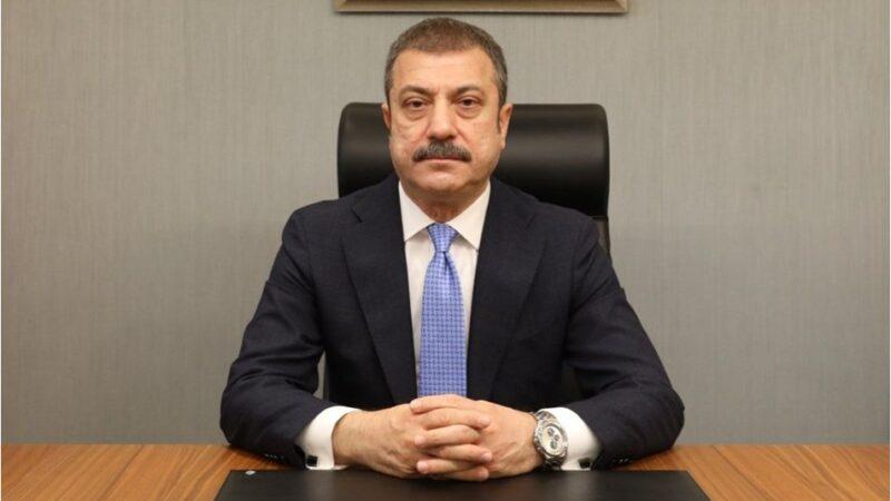 Merkez Bankası Başkanı Kavcıoğlu, banka müdürleriyle görüştü