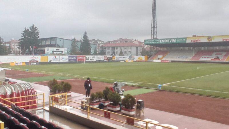 Bursaspor'a Bolu'da sürpriz! Maç öncesi başladı…