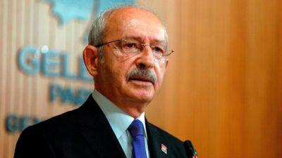 Kılıçdaroğlu'ndan HDP'ye Gergerlioğlu telefonu