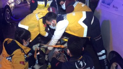 Bursa'da kırmızı ışık kazası! Yaralılar arasında çocuklar da var…