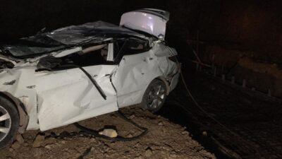 Bursa'da korkunç kaza; 2 ölü var…