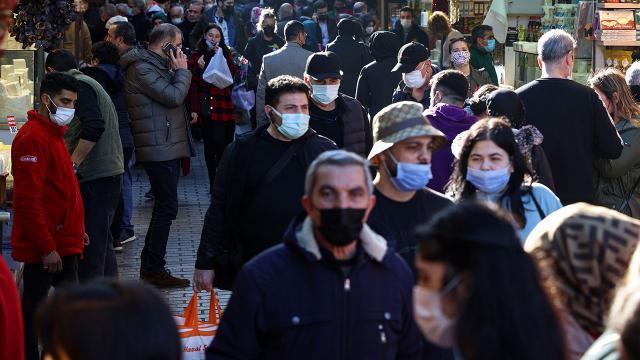 Prof. Dr. Ceyhan, mutant virüslü hasta sayısını açıkladı