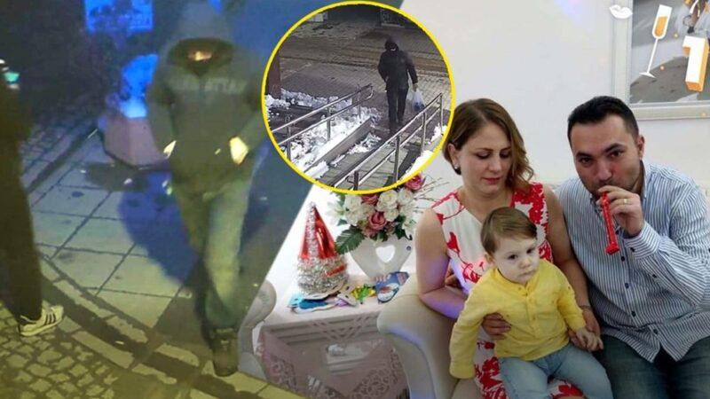 Aile katliamında yeni görüntüler