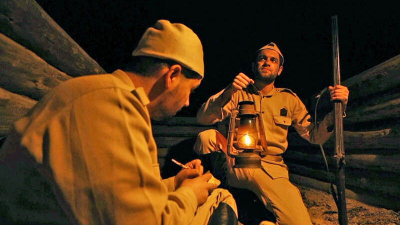 Çanakkale Zaferi'nin 106. yılına özel Limak Enerji'den kısa film
