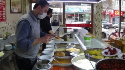 Bursa'da bayram havası…