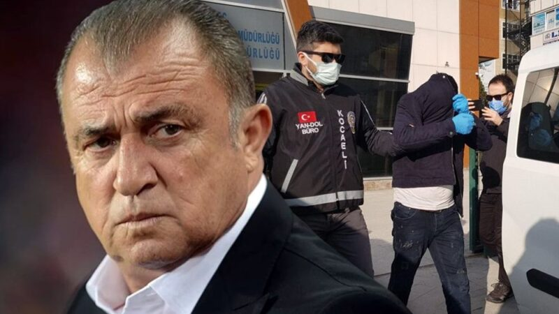 Fatih Terim'i dolandırmaya çalışanlar polisten kaçamadı