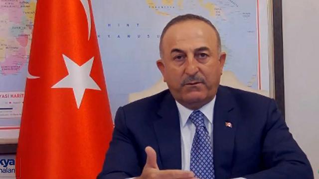 Bakan Çavuşoğlu'dan ilk tepki; Tümüyle reddediyoruz
