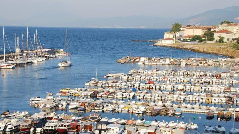 Mudanya'da 36 adet tekne satılık…