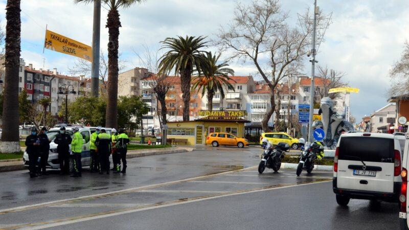 Mudanya'da öncelik yayanın