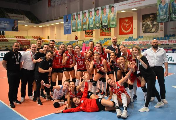 Bursa ekibine Avrupa müjdesi!