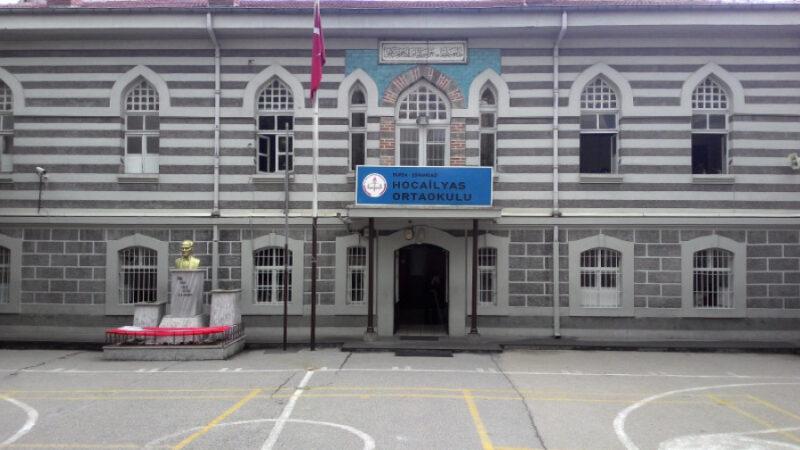 Bursa'daki 553 yıllık okulda önemli gelişme!