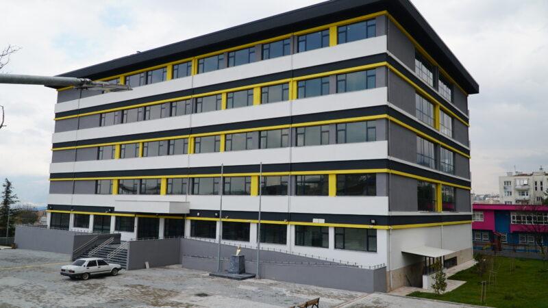 Bursa'daki bu okul neden açılmıyor?