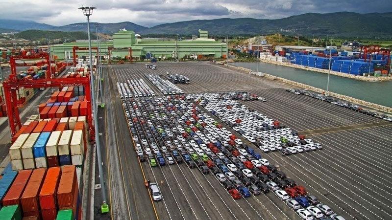 UİB'in mart ayı ihracatı 3 milyar dolar oldu