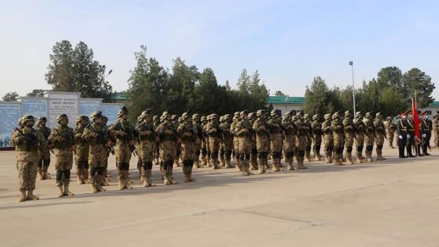 Özbek-Türk ortak askeri tatbikatı başladı