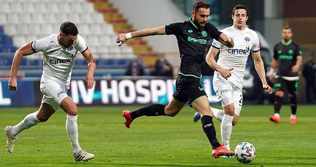 Süper Lig'de 30. hafta! Son maçta goller uzatmada geldi…