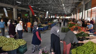 Bursa'nın meşhur pazarıyla ilgili sıcak gelişme!