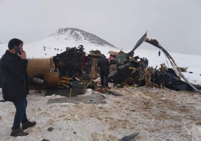 11 askerimizin şehit olduğu helikopter kazasıyla ilgili ilk yorum