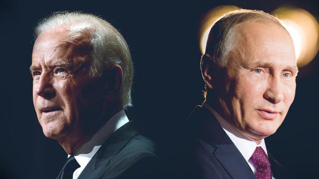 Putin'in Biden'a yaptığı teklif kabul edilmedi