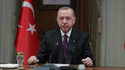 Cumhurbaşkanı Erdoğan, Muhsin Yazıcıoğlu'nu andı