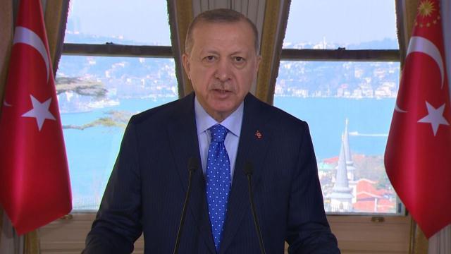 Cumhurbaşkanı Erdoğan'dan Kanal İstanbul açıklaması…