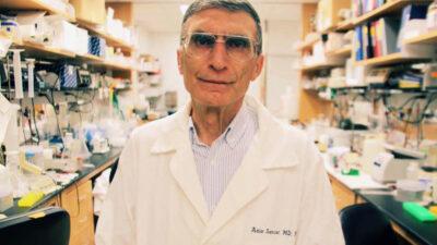 Nobel ödüllü Aziz Sancar Bursa'dan kime mektup gönderdi!