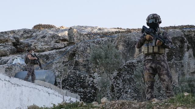 Mağaralara operasyon: 29 gözaltı