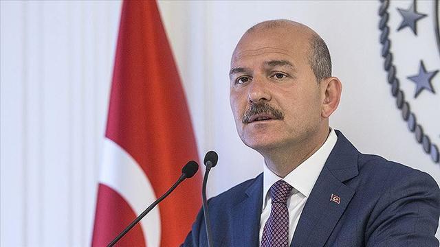 İçişleri Bakanı Soylu'dan önemli açıklamalar
