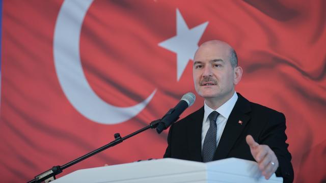 Bakan Soylu Bursa'da şehit cenazesine katılacak