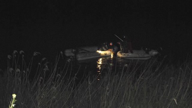 Tekne alabora oldu: 2 ölü