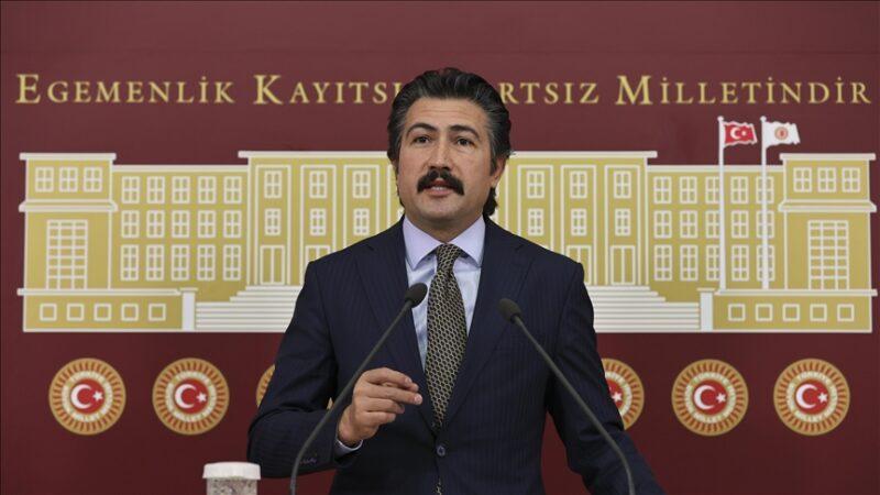 AK Partili Özkan: HDP'yi tabela partisi yapacağız