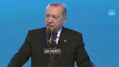Cumhurbaşkanı Erdoğan'dan flaş açıklamalar! Kadına şiddete karşı yeni adım