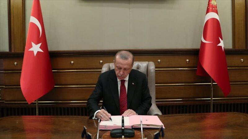 Cumhurbaşkanı Erdoğan imzaladı! 7 kanun Resmi Gazete'de