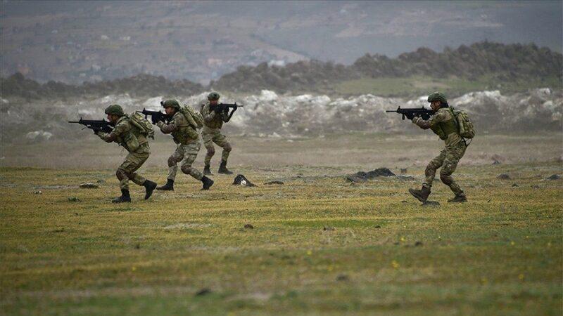 MSB açıkladı: 3 PKK/YPG'li etkisiz hale getirildi