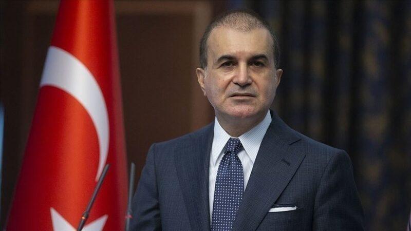 Ömer Çelik: 'FETÖ yöneticileri tıpkı PKK gibi…'