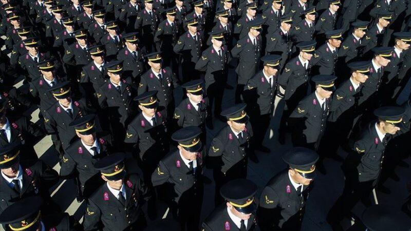 Jandarma Genel Komutanlığı'na 550 muvazzaf ve sözleşmeli subay alınacak