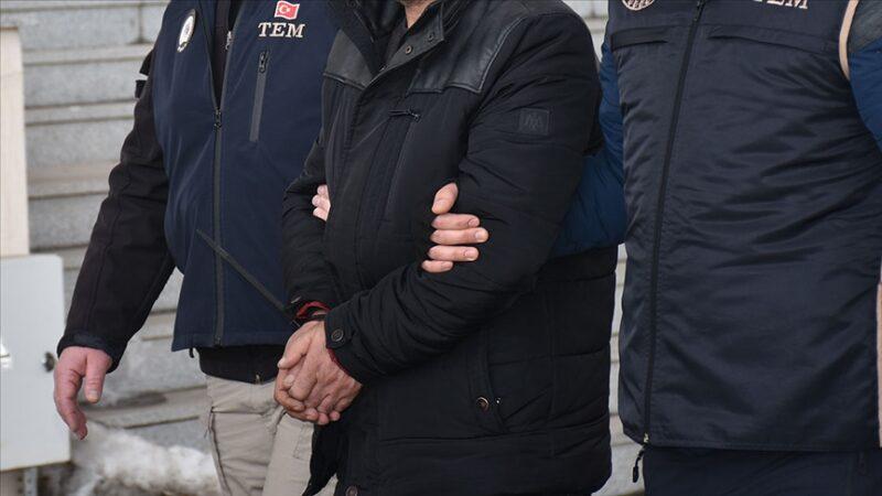 PKK'lı kundakçı yakalandı