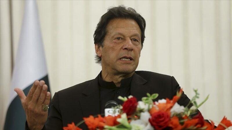 Pakistan'dan Hindistan'a: Barış için ilk adımı atmalı