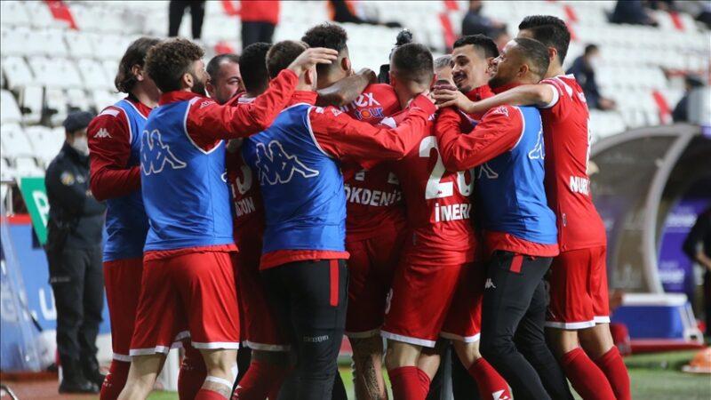 Antalyaspor'un Süper Lig'deki 1000 gol istatistiği