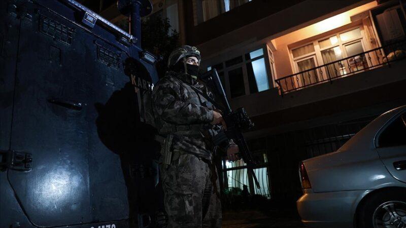 DEAŞ operasyonu: 8 şüpheli yakalandı