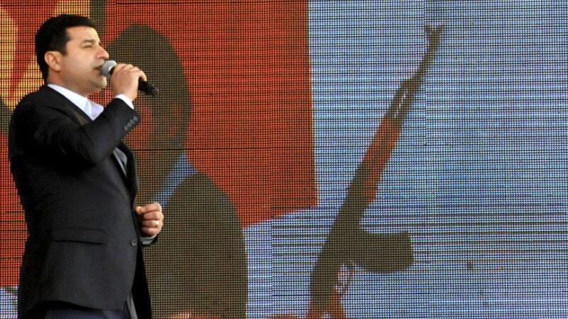 Demirtaş'a Cumhurbaşkanı'na hakaret suçundan hapis cezası