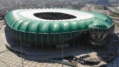 Timsah Arena'yla ilgili önemli açıklama!