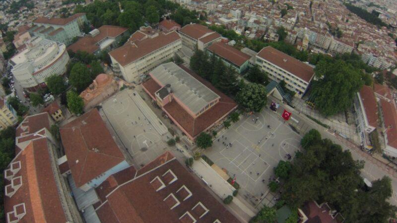 Rolex'ten Bursa'da dev işbirliği! Hangi okula gittiler?
