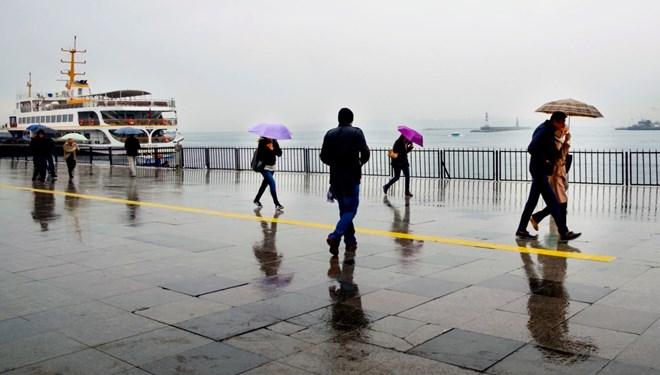 Yurdun batısında yağış bekleniyor