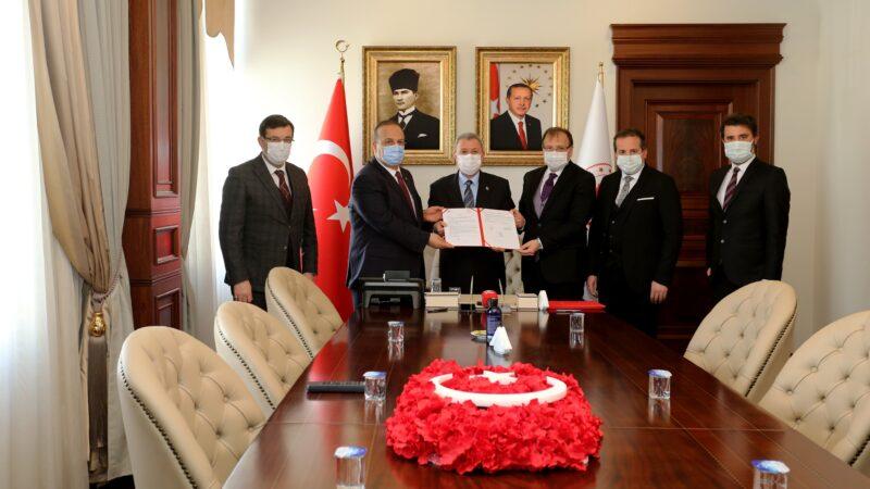 Bursa'ya 14 milyon TL'lik okul!