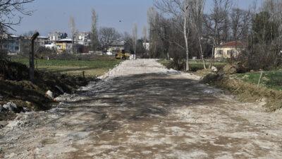 Bursa'nın o mahallesine yeni yollar açılıyor!
