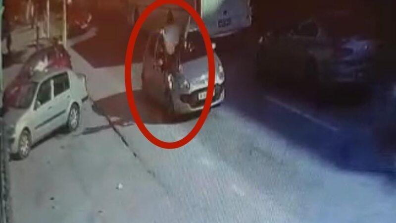 Bursa'da feci kaza! Metrelerce havalandı…