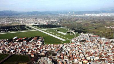 Yunuseli Havaalanı ne olacak?
