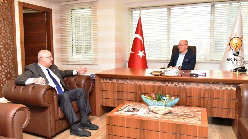 AK Parti İl Başkanı'ndan önemli Bursa mesajları…