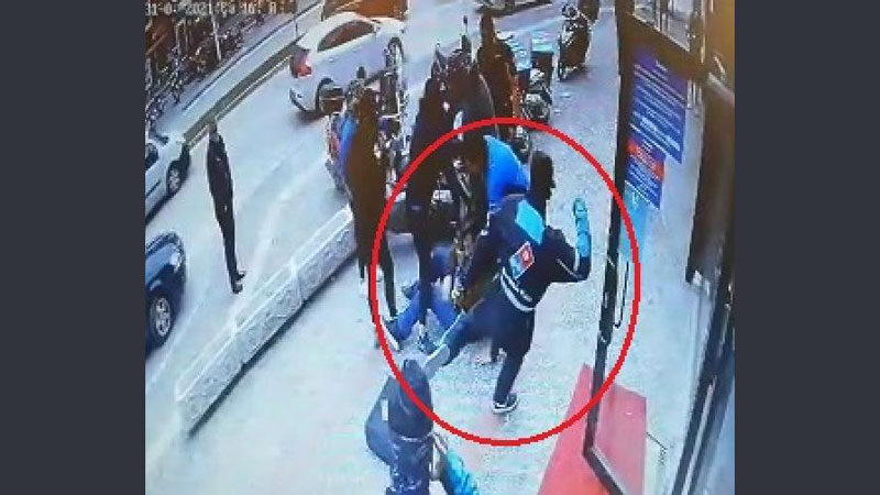 Bursa'da alacak kavgasında kan aktı