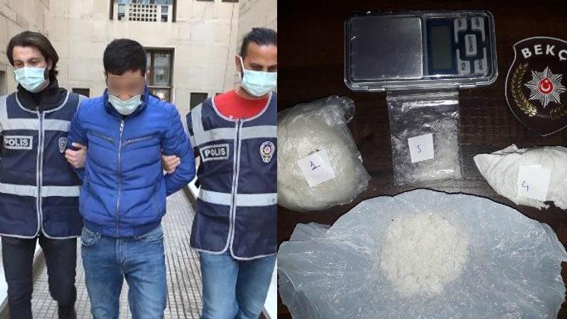 Yer: Bursa… Otomobilinde uyuşturucu bulununca kız arkadaşını bırakıp kaçtı